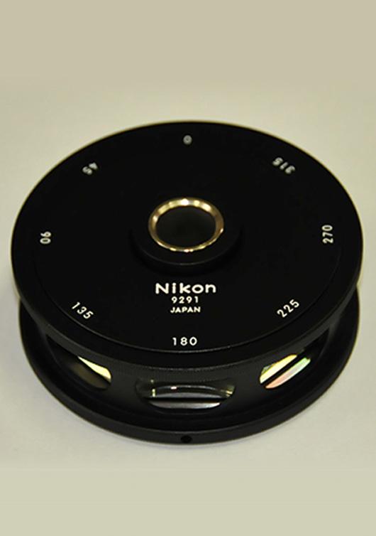 ニコン 8面鏡