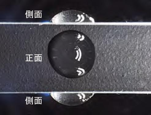接触角の測定
